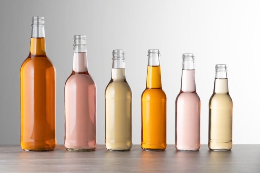 Aegg Drinks Bottles Range