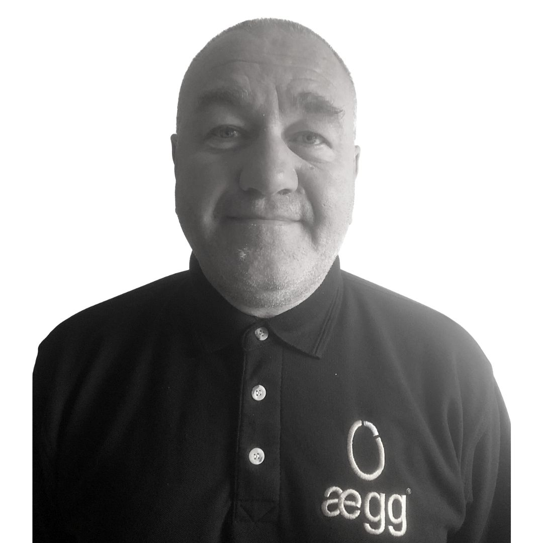 Dean Hayes Glass Technical Manager