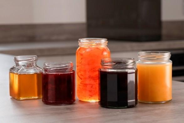 Aegg Food Jars range