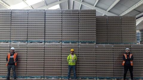 Aegg Warehouse facility